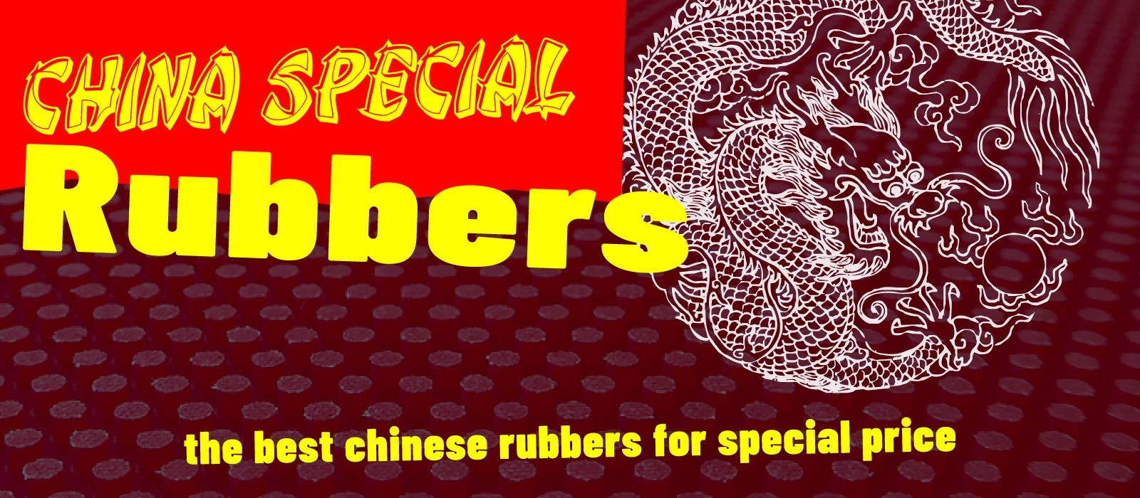 China-Special Rubbers