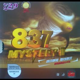 Tischtennisbelag 729 Friendship 837 Mystery