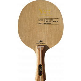 Tischtennisholz 729 Friendship Yellow Arylate Carbon