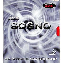 Tischtennisbelag AVX/Avalox Sogno 30