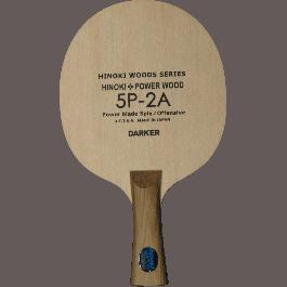 Tischtennisholz Darker 5P-2A