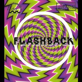 Tischtennisbelag - der-materialspezialist Flashback
