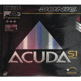 Tischtennisbelag Acuda S1 Turbo
