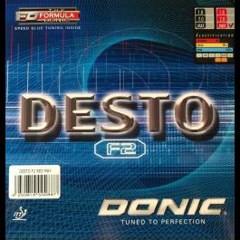 Tischtennisbelag Donic Desto F2