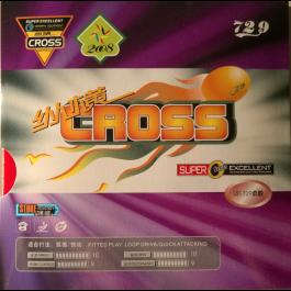 Tischtennisbelag Friendship 729 Cross