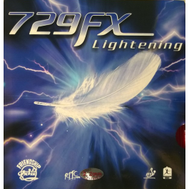 Tischtennisbelag Friendship 729 FX Lightening