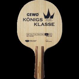 Tischtennisholz Königsklasse Off Fünf