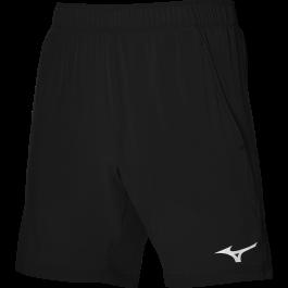 Mizuno - Flex Shorts schwarz Vorderansicht