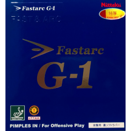 Tischtennisbelag Nittaku Fastarc G-1