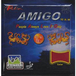 Tischtennisbelag Palio Amigo Biotech 40-42°