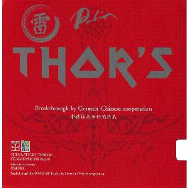 Tischtennisbelag Palio Thors