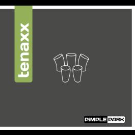 Tischtennisbelag PiMPLEPARK Tenaxx
