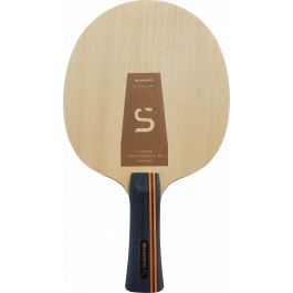 Tischtennisholz Sanwei Accumulator S Ansicht 1