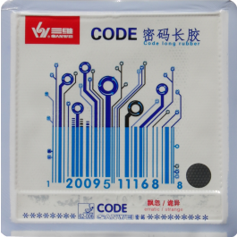 Tischtennisbelag Sanwei Code