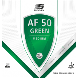 Tischtennisbelag Sunfley AF50 Green