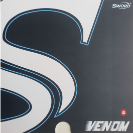 Tischtennisbelag - Sword Venom