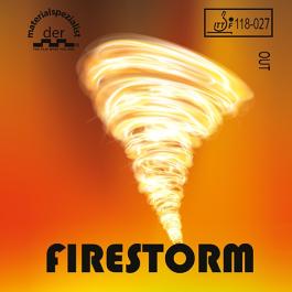 Tischtennisbelag Der Materialspezialist Firestorm