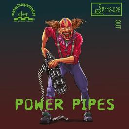 Tischtennisbelag Der Materialspezialist Power-Pipes
