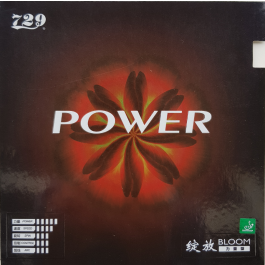 Tischtennisbelag 729 Friendship Bloom-Power