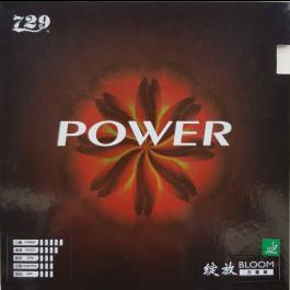 Tischtennisbelag Bloom-Power