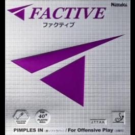 Tischtennisbelag - Nittaku Factive