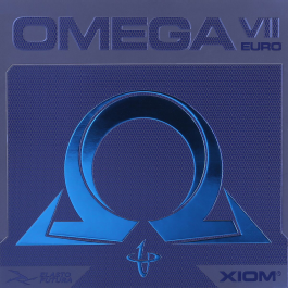 Tischtennisbelag Xiom Omega VII Euro