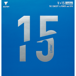 Tischtennisbelag Victas V > 15 Limba
