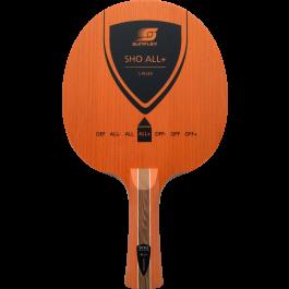 Tischtennisholz Sunflex Sho All Plus