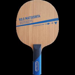 Tischtennisholz Victas Koji Matsushita Defensive Ansicht 1