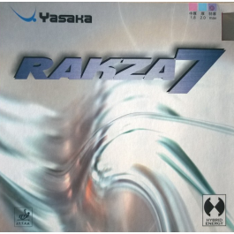 Tischtennisbelag Yasaka Rakza 7