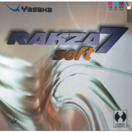 Tischtennisbelag Yasaka Rakza 7 Soft