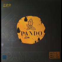 Tischtennisbelag 729 Friendship Pando