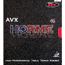 table tennis rubber AVX/Avalox Horme 40