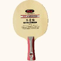 Tischtennisholz Avalox J-Aramid