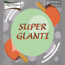 Tischtennisbelag Barna Super Glanti
