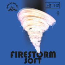 Tischtennisbelag Firestorm Soft