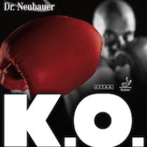 Tischtennisbelag Dr Neubauer K.O.