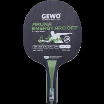 Tischtennisholz Gewo Aruna Energy ARC
