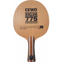 Tischtennisholz Gewo Balsa Carbon 775