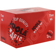 Joola Trainingsball Magic ABS 40+ 72er Packung