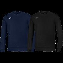 Mizuno Sweatshirt Terry Crew 2019