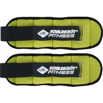 Schildkröt Gewichtsmanschette 0,5kg Set grün