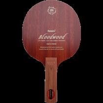 Tischtennisholz Nittaki Bloodwood Ansicht 1