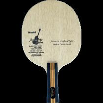 Tischtennisholz Nittaku Acoustic Carbon