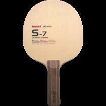 Tischtennisholz Nittaku S-7 S-Series