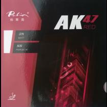 Tischtennisbelag Palio AK47 Red