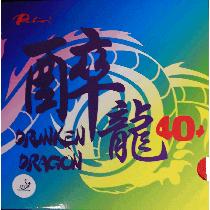 Tischtennisbelag Palio Drunken Dragon 40+