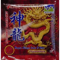 Tischtennisbelag Palio Emperor Dragon Biotech