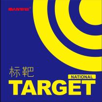 Tischtennisbelag Sanwei Target National