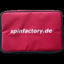 Spinfactory Einzelhülle rot Vorderansicht